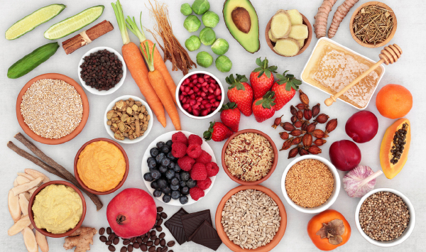 7 Foods that Help with Inflammation (National Nutrition Month)