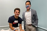 Knee Surgery Repair for Competitive Soccer Player